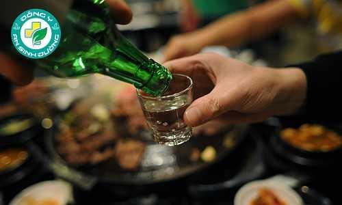 viêm loét dạ dày do rượu bia