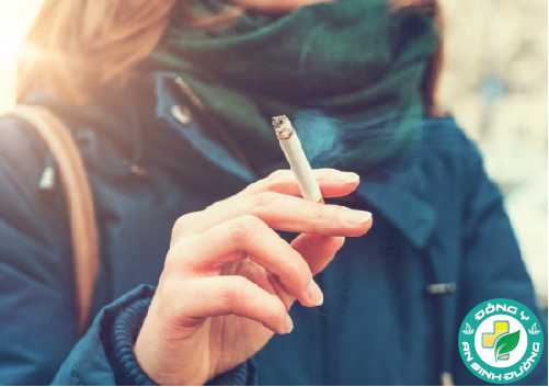 Hút thuốc là một trong các nguyên nhân hàng đầu gây ung thư