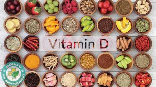 Vai trò của vitamin D