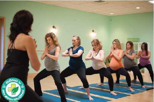 Tập thể dục thường xuyên có thể giúp bạn chống lại nhiều vấn đề phát sinh trong thai kỳ