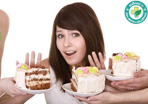 Tránh ăn nhiều hơn lượng cần thiết của cơ thể