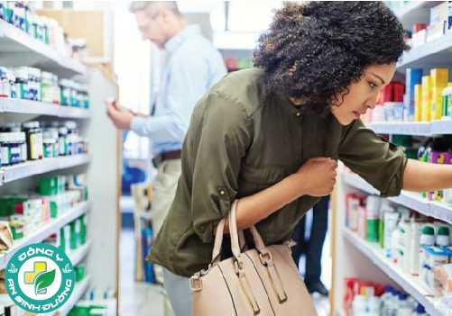 Uống thuốc không kê đơn có thể gây cao huyết áp