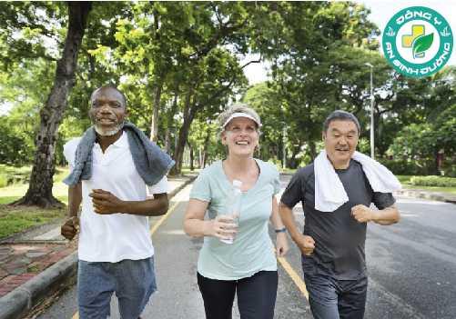 Hoạt động thể chất mạnh có hiệu quả hơn nhiều