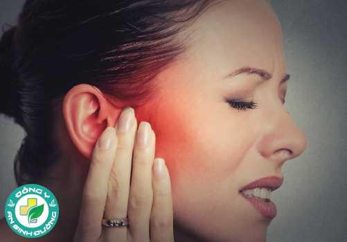 Ung thư miệng có thể gây đau tai