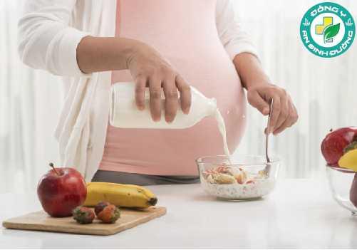 Cơ thể bạn cần nhiều vitamin và khoáng chất hơn khi mang thai