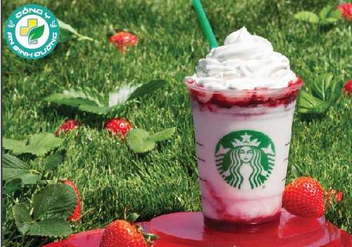 Grande Mocha Frappuccino của Starbucks cũng chứa nhiều đường