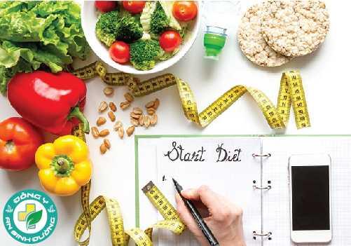 Một chế độ ăn uống lành mạnh và cân bằng mà bạn có thể duy trì lâu dài là rất quan trọng cho sức khỏe