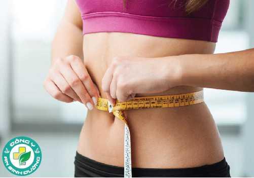 EGCG cũng giúp thúc đẩy giảm cân