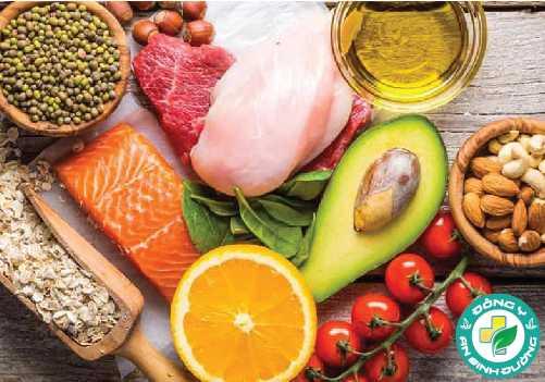 Rất nhiều loại thực phẩm có lợi cho sức khỏe của làn da