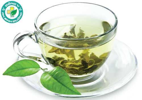 Catechin có trong trà xanh giúp chống oxy hóa