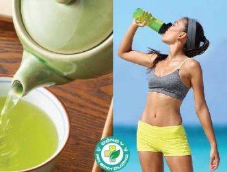 Trà xanh giúp bạn giảm cân như thế nào?
