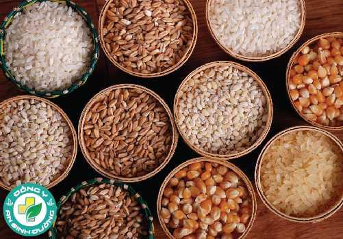 Chất xơ có rất nhiều trong các loại tinh bột