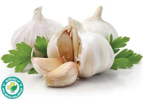 Tỏi được biết đến là loại gia vị có tính kháng khuẩn và chống oxy hóa cao