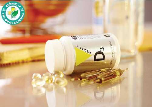 30 nanograms/ml là mức khuyến nghị vitamin D cho phụ nữ sau mãn kinh