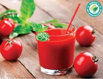 Nước ép cà chua: 1 cốc mỗi ngày có thể ngăn ngừa bệnh tim?