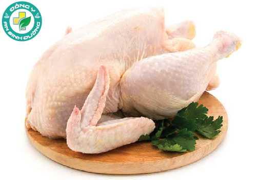 Thực tế là thịt đỏ và thịt trắng cung cấp lượng cholesterol tương đương nhau