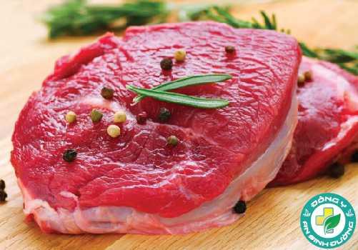 Người ta tin rằng thịt đỏ có nhiều cholesterol hơn thịt trắng