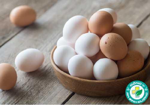 Llutein và zeaxanthin trong trứng giúp giảm nguy cơ mất thị lực liên quan đến tuổi tác