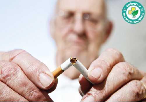Rượu và thuốc lá làm tăng nhanh quá trình lão hóa