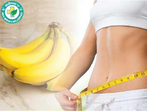 Chuối có thể hỗ trợ giảm cân vì chúng chứa ít calo, nhiều chất dinh dưỡng và chất xơ.