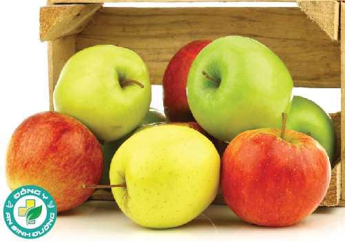 Flavonoid trong táo và trà xanh có thể làm giảm nguy cơ mắc bệnh ung thư và bệnh tim