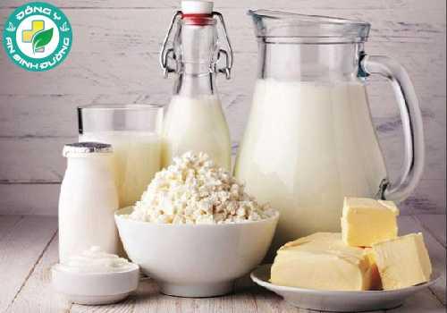Sữa là một nguồn dinh dưỡng tuyệt vời