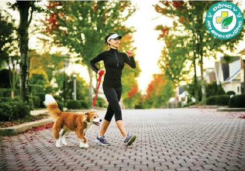 Đi bộ là một trong những bài tập tốt nhất để giảm cân