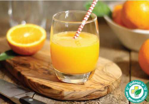 Nước trái cây không gây hại như các loại đồ ngọt