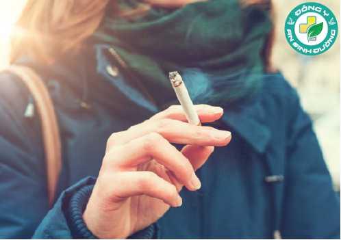 Hút thuốc có thể gây ra cả viêm nha chu và cao huyết áp