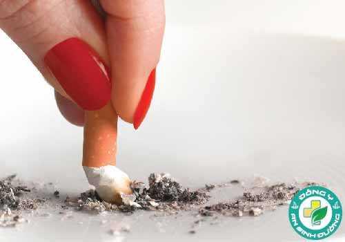 Hút thuốc làm trậm trọng hơn bệnh viêm loét dạ dày