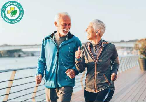Tập thể dục đặc biệt có lợi với người già, nhất là những người bị bệnh tim mạch