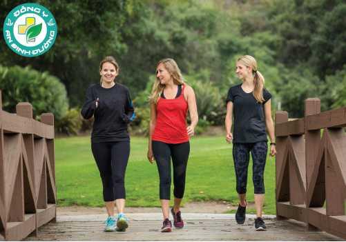 Tập thể dục là một cách tuyệt vời để cải thiện lưu lượng máu và giúp trái tim của bạn khỏe mạnh