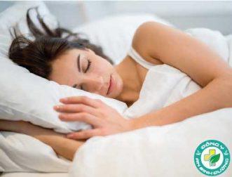 Ngủ ít hơn 7 giờ một đêm ảnh hưởng gì đến sức khỏe