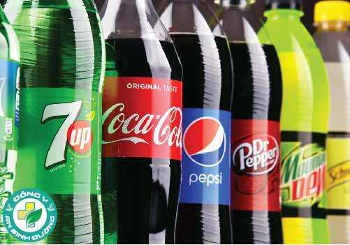 Các loại đồ uống ngọt, có ga, có tính axit là nguyên nhân hàng đầu gây mòn men răng