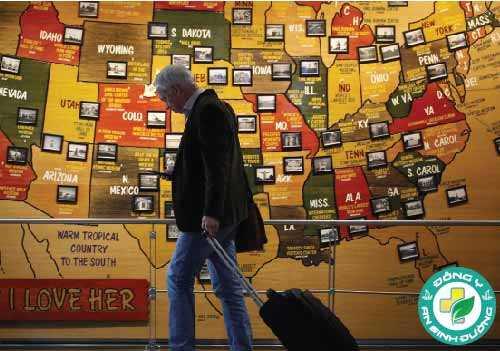 Không nên đi du lịch thời điểm này, đặc biệt là những nơi dịch đang bùng phát mạnh