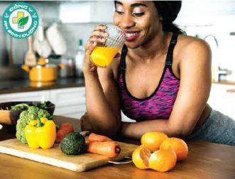 Ung thư vú và chế độ ăn: 10 thực phẩm nên ăn